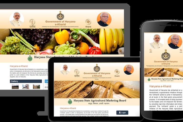 Haryana State Agricultural Mandi Board